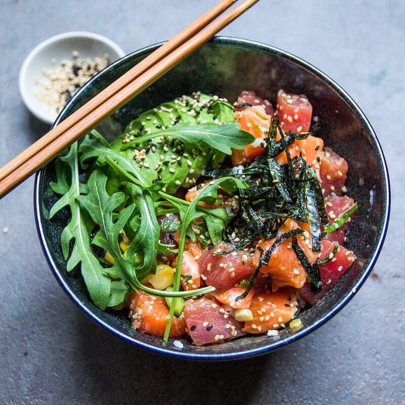 Salmon-and-Tuna-Poke-Bowl-4